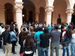 ATE organizó una asamblea informativa con personal precarizado en Casa de Gobierno