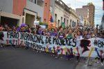 Mujeres, lesbianas, travestis y trans se movilizan este lunes en Paraná