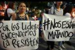 Colombia: El 91% de los asesinatos de líderes sociales queda impune