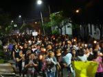 Chajarí marchó pidiendo justicia por el feminicidio de Soledad Monge