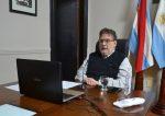El intendente de Concordia confirmó su diagnostico positivo de Covid