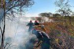 A favor del medio ambiente: Se prohibió la quema de pastizales en la zona de islas
