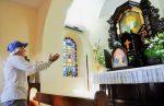 La provincia autorizo las actividades religiosas