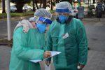 Viernes con 214 nuevos casos de coronavirus en la provincia