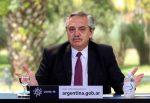 Alberto Fernández: «Estoy haciendo lo que prometí en campaña»
