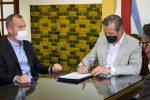 Convenio de colaboración entre el Municipio y la UCA