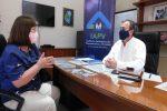 Analizaron la construcción de viviendas con fondos provinciales en Villa Elisa