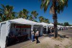 Feria de Navidad en Plaza de las Colectividades disponible hasta el jueves