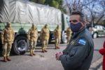 Las Fuerzas Armadas están preparadas y a disposición para el operativo de vacunación