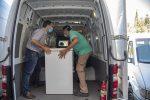 Salud de Entre Ríos entregó freezers para la Campaña de Vacunación contra Covid