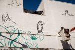 Todas las Manos pintan un nuevo mural en Paraná
