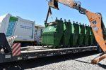 Paraná adquirió 75 nuevos contenedores metálicos