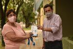 Suman material de seguridad sanitaria para los turistas en la provincia