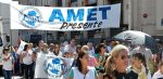 AMET inicia la semana con un paro de 72 horas