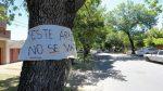 Cortes de tránsito por el traslado de árboles de Bv Racedo hasta la Plaza Mujeres Entrerrianas