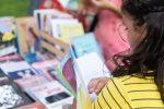 Feria de libros, juegos y lecturas en vivo en el Parque Urquiza