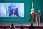 Fernández anunció nuevos envíos de vacunas desde México