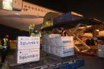 Llegaron al país 500 mil dosis más de Sputnik V