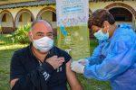 El lunes 10 de mayo vacunarán sin turno con la primera dosis a mayores de 65 años en Paraná