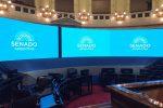 El Senado debatirá hoy el proyecto sobre medidas para contener la pandemia