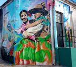 Inauguraron en Concepción del Uruguay un mural en homenaje al Chamamé