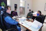 IAPV trabaja en soluciones habitacionales para El Pingo y Gualeguay