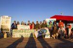 Concepción del Uruguay se movilizó en defensa de los Humedales