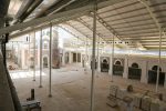 Avanza la obra del nuevo shopping en la ex fábrica de fósforos