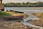El río Paraná descendió 16 centímetros en cuatro días
