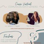 Curso virtual y asincrónico en «Comunicación y Género»