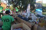 Ecoclub Paraná invita a canjear papel y cartón por plantines