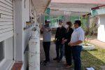 Concluyó la instalación de red de oxígeno centralizado en el hospital San Miguel de Bovril