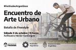 Encuentro de Arte Urbano en el Anfiteatro