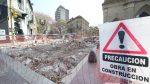 Finalizaron los trabajos en calles Buenos Aires y Alameda