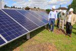 Gualeguaychú inaugura el Parque Solar Municipal más grande de Entre Ríos