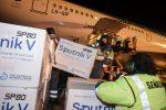 Argentina recibió 500 mil dosis del segundo componente de Sputnik V