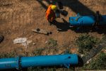 Anunciaron en Paraná la ejecución de la obra del centro de distribución de agua sur